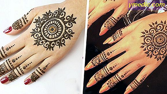 Henna-tattoo: allergievrij!