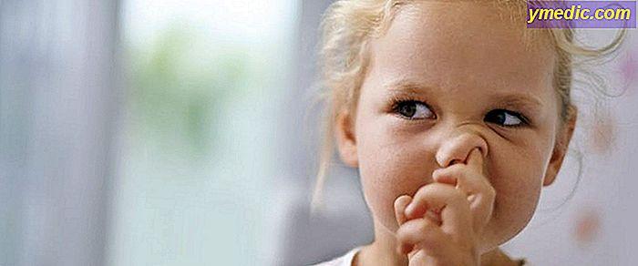 Αποτέλεσμα εικόνας για τα δαχτυλα στη μυτη μας